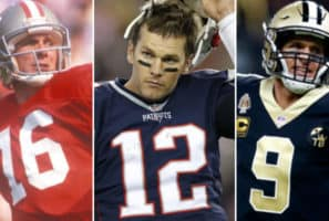 30 Greatest Quarterbacks In NFL History