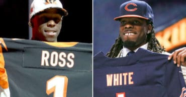 20 Fastest NFL Players Who Failed Out Of The League