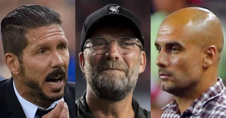 Ranking Soccer's Top Managers In The World