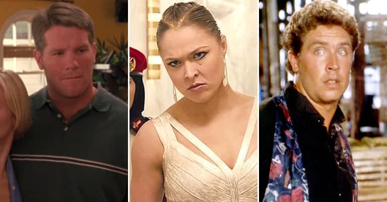 25 Athlete Acting Roles That Were Instant Failures