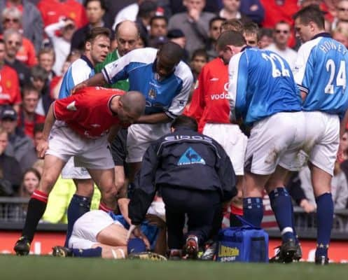 30 Most Damaging Tackles In Soccer History