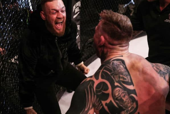 20 Memorable Conor McGregor Moments That Made Fans Cringe