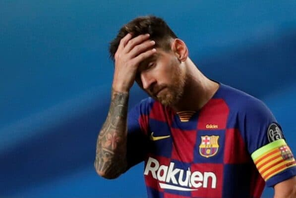 20 Reasons Lionel Messi Wants To Leave Barcelona